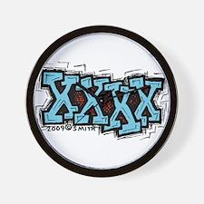 XXXX Wall Clock