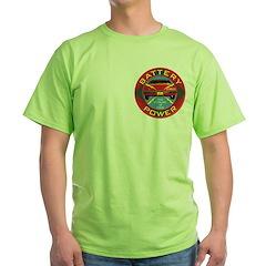 Battery Power T-Shirt