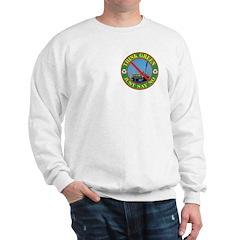 Say no to oil Sweatshirt