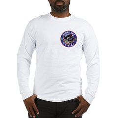 Waste is a waste Long Sleeve T-Shirt
