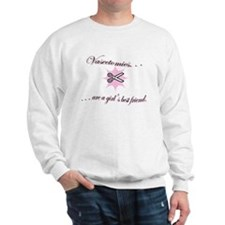 Girl's Best Friend Sweatshirt