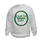 Earth Day Kids Sweatshirt