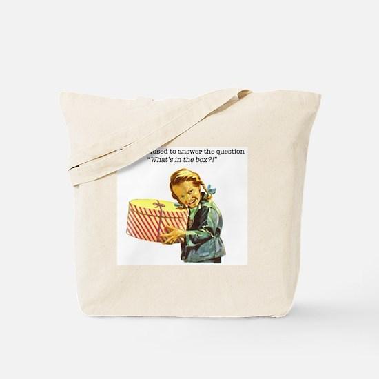 'Se7en' Tote Bag