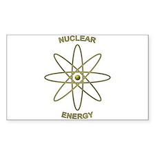 Nuclear Energy Decal