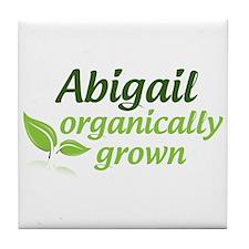 Organic Abigail Tile Coaster