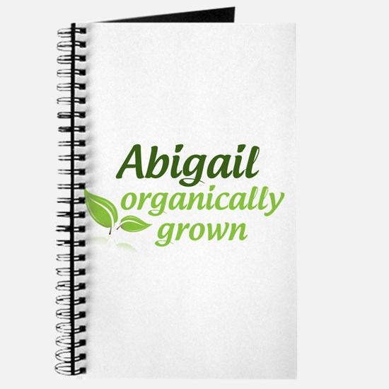 Organic Abigail Journal