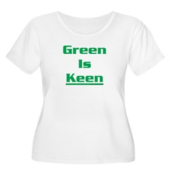 Green is keen T-Shirt