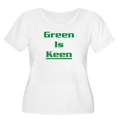Green is keen T-Shirt