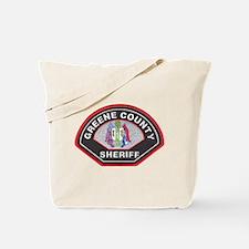 Greene County Sheriff Tote Bag