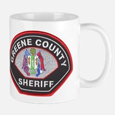 Greene County Sheriff Mug