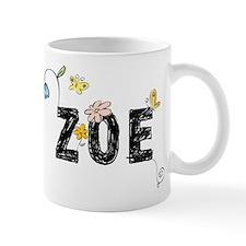 Zoe Floral Mug