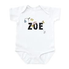 Zoe Floral Infant Bodysuit