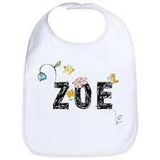 Zoe Floral Bib