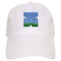 The Future is now Baseball Cap