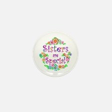 Sister Mini Button (10 pack)