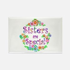 Sister Rectangle Magnet