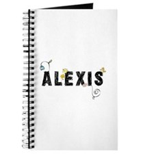 Alexis Floral Journal