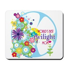 World's Best Twilight Mom Mousepad
