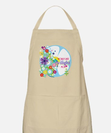 World's Best Twilight Mom Apron