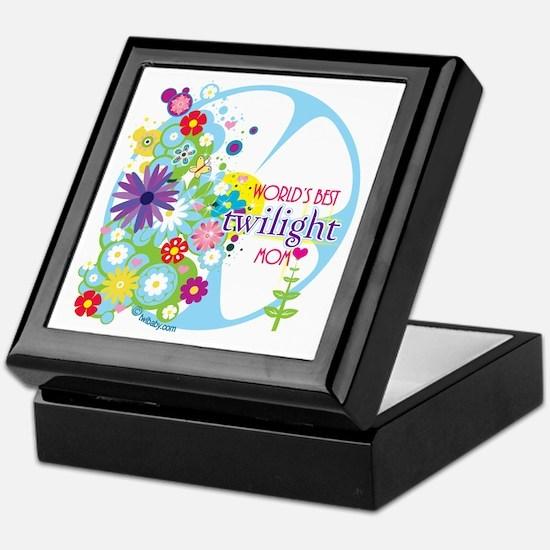 World's Best Twilight Mom Keepsake Box