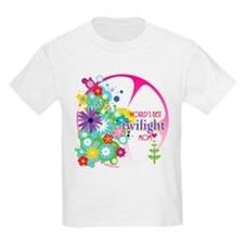 World's Best Twilight Mom Pink T-Shirt