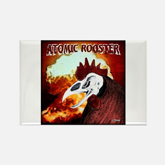 Atomic Rooster #3 Rectangle Magnet