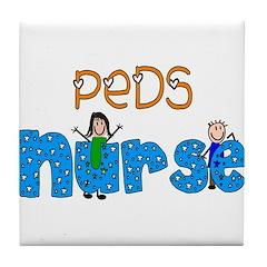 Pediatrics/NICU/PICU Tile Coaster