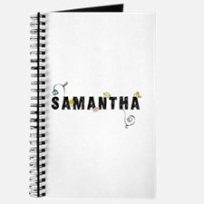 Samantha Floral Journal