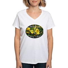 Mother's Day V-Neck T-Shirt