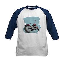Motorcycle in Pastel Tee