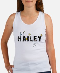 Hailey Floral Women's Tank Top