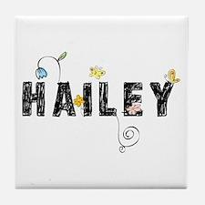 Hailey Floral Tile Coaster