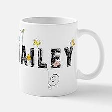 Hailey Floral Small Small Mug
