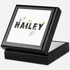 Hailey Floral Keepsake Box