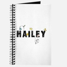 Hailey Floral Journal