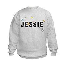 Jessie Floral Sweatshirt