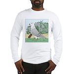 American Show Racer #8 Long Sleeve T-Shirt