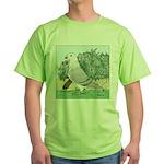American Show Racer #8 Green T-Shirt
