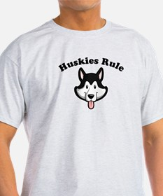 Huskies Rule T-Shirt