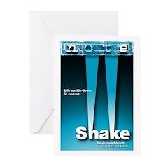 Shake Greeting Cards (Pk of 20)
