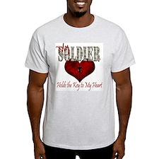Cute Key to my heart T-Shirt