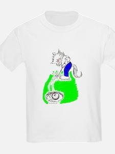 Golf Cat T-Shirt
