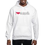Hicksville Hooded Sweatshirt