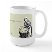 TGIF Motherfuckers Mug