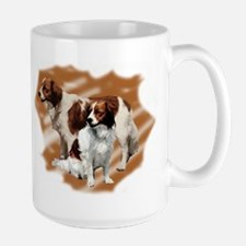 Kooikerhondje group Large Mug