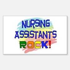 Nursing Assistant Decal