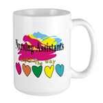 Nursing Assistant Large Mug