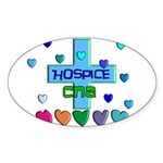 Nursing Assistant Sticker (Oval 50 pk)
