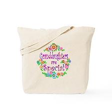 Granddaughter Tote Bag