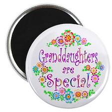 "Granddaughter 2.25"" Magnet (10 pack)"